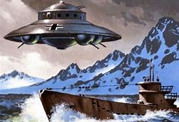 Image result for alien bases under the antartic