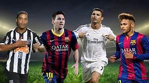 Craziest Skills Ever C Ronaldo Neymar Messi Ronaldinho ...