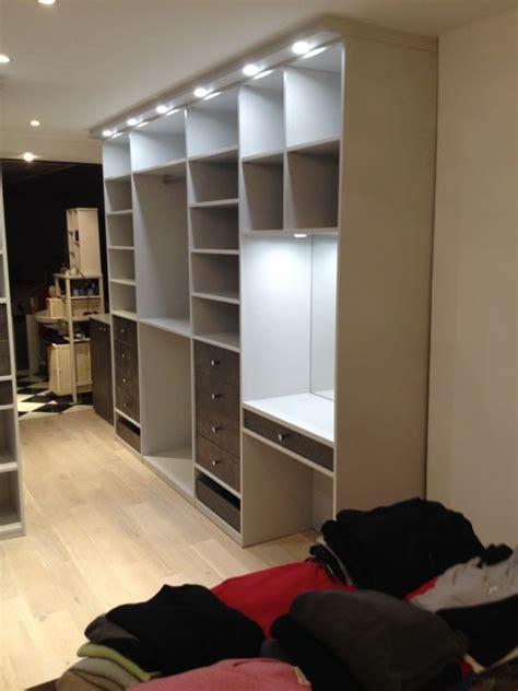 plan de chambre avec dressing et salle de bain magasin d 39 aménagement sur mesure à marseille meuble et