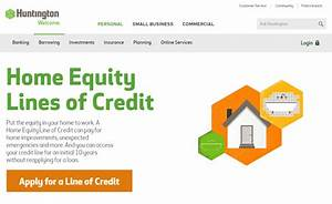 huntington home equity loan huntington bancshares With documents required for home equity line of credit