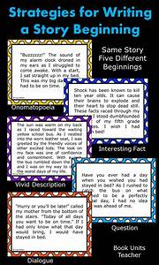 Teaching Students to Write a Narrative ~ The Hook ...