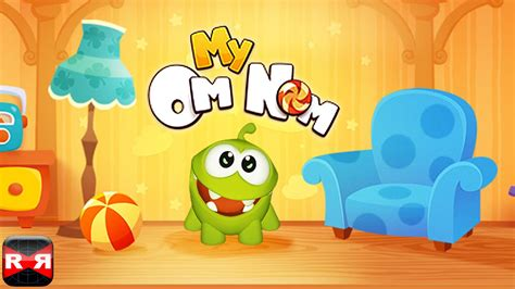 Modification De Nom Free by My Om Nom By Zeptolab Uk Limited Ios Android