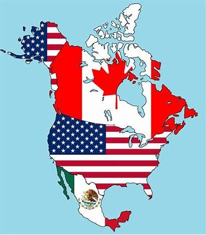 Mexico Canada Usa Maps Wiki Thefutureofeuropes Wikia