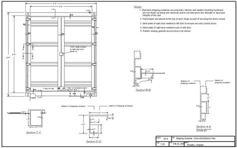 dwgsc9 jpg 1 309 215 819 pixels container houses drawings and shipping containers