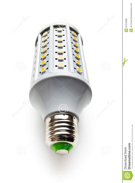 led light bulb royalty free stock images image 34410989