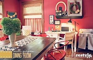Multi Purpose Dining Room Tour Robb Restyle