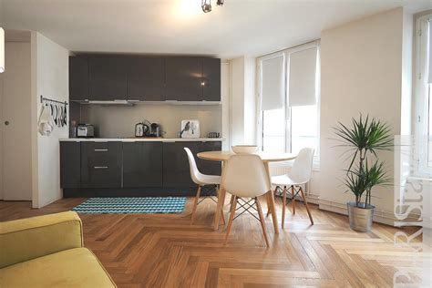 Apartment Rental In Paris France Furnished One Bedroom