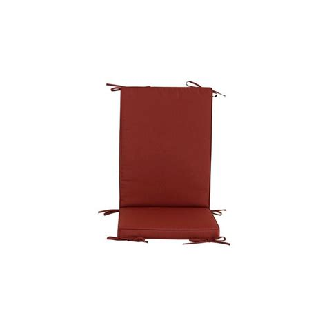 cuscino poltrona cuscino bordeaux per poltrona con spessore di soli 5 cm