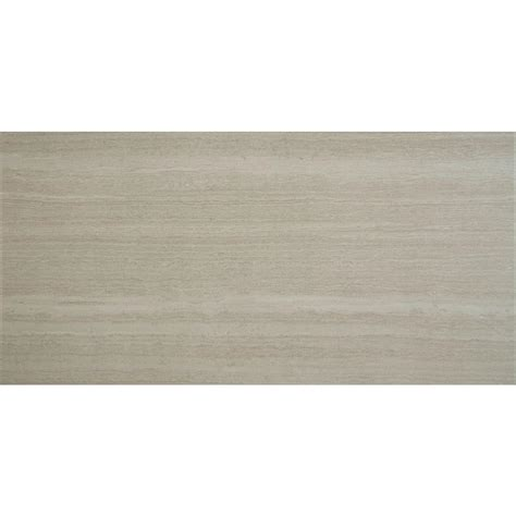 home depot porcelain tile ms international classico blanco 12 in x 24 in glazed