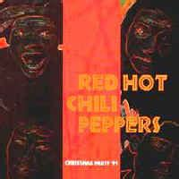 red hot chili peppers christmas party 91 cd at discogs