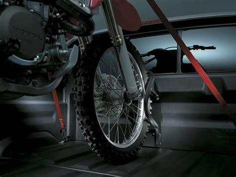 honda ridgeline motorcycle wheel guide