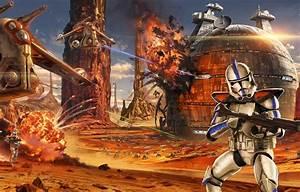 Star, Wars, Clone, Trooper, Wallpapers