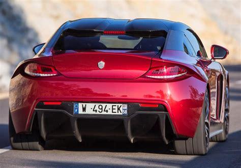 Exagon Furtive-eGT electric supercar ready for ...