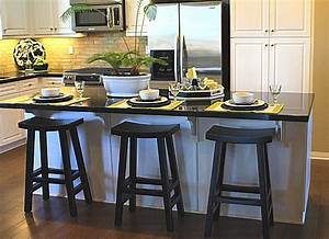 Setting Up A Kitchen Island With Seating