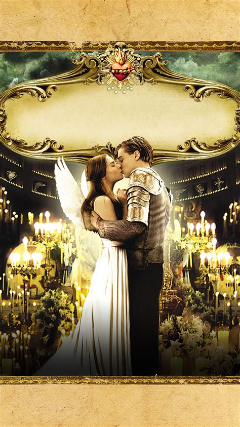 romeo juliet  phone wallpaper moviemania