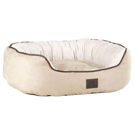 Bolster Bed by Tails Cushioned Bolster Bed And With
