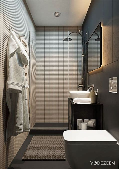 Apartment Bathroom Designs by 5 Small Studio Apartments With Beautiful Design Bathroom