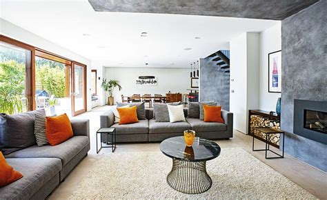 contemporary open plan kitchen living room how to create the best living room layout real homes 9455