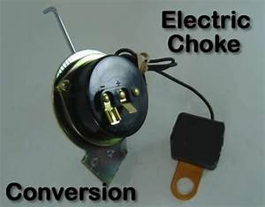 Electric Choke Conversion Kit For Rochester  U0026 Gm Carbs