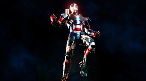 Iron Man 4k Wallpaper Wallpapersafari