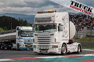 Fotoshooting Scania V8 Andreas Schunn