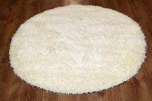Teppich Rund 160 Cm : rund teppich 160 cm wei spectrum ~ Whattoseeinmadrid.com Haus und Dekorationen