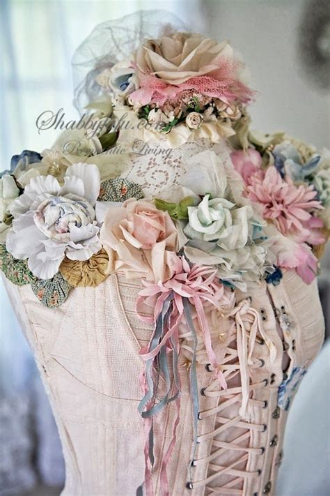 shabby chic mannequins shabbyfufu craft projects pinterest