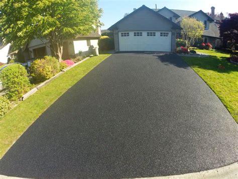 pics of driveways driveway resurfacing rubber driveway images bc eco paving