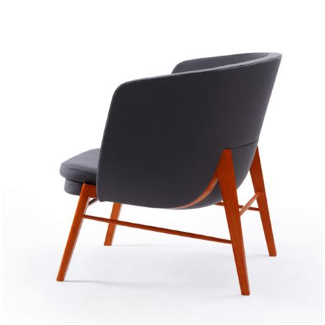 high back contemporary lounge chair ambience dor 233