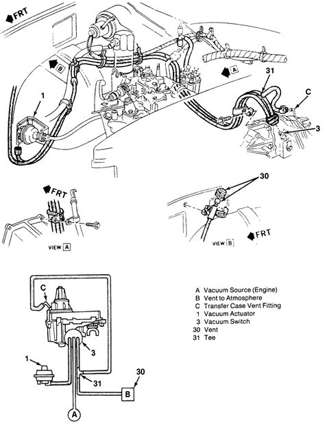 4 3 Chevy S10 Vacuum Diagram by 2001 Chevy S10 4x4 Zr2 Need Vacuum Hose Diagram Or Picture