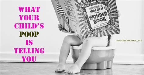 What Your Childs Poop Is Telling You
