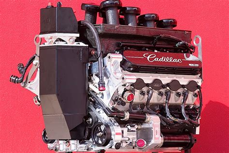 Cadillac Engine by Cadillac Dpi V8 Enjoys Imsa Win Streak New Tech Details