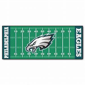 FANMATS Philadelphia Eagles 2 ft 6 in x 6 ft Football