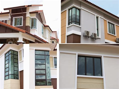 homes decoratings   types  windows   home design