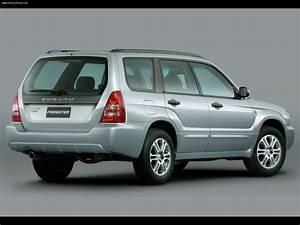 Test Driven  2004 Subaru Forester 2 5xt