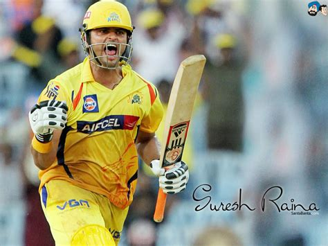 Suresh Raina Hd Photo