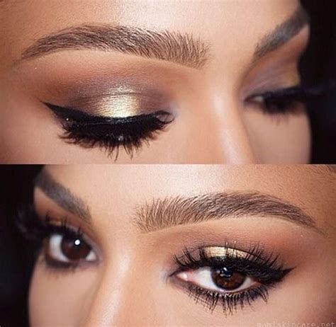 simple makeup  prom makeup ideas  brown eyes   easy  pretty prom makeup ideas
