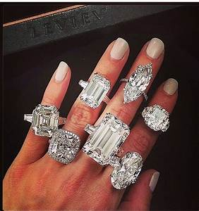 any of these i39m in heaven one for every day of With big beautiful wedding rings