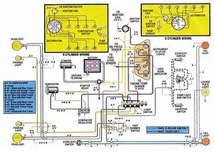 Electrical Wiring Diagram Of Ford F100 Truck  U2013 Auto
