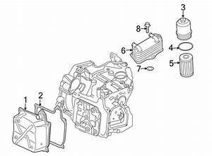 2013 Volkswagen Beetle Transmission Filter  Wawd  Tts