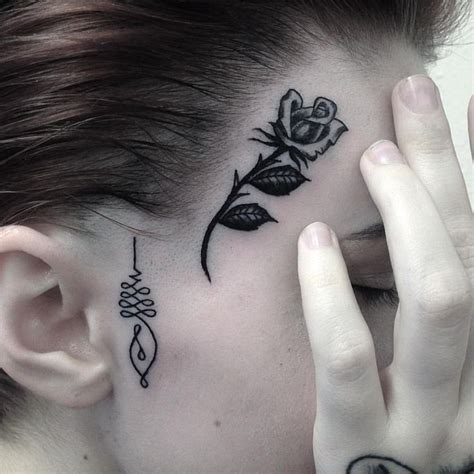 face tattoos ideas  pinterest weird tattoos