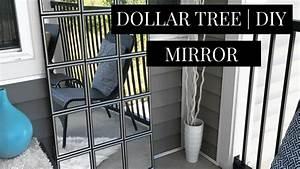 DOLLAR TREE DIY Wall Mirror Best DIY Wall Mirror under