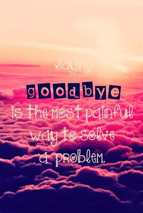 Saying Goodbye Is Never Easy  Image #1374629 By Korshun