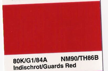 porsche red paint code indischrot red and guards red page 2 pelican parts