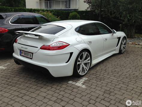 Porsche Panamera Gt Turbo by Porsche Panamera Turbo Techart Grand Gt 7 July 2013