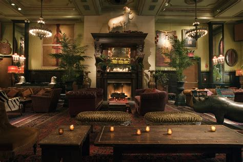 cozy nyc hotel rooms  private fireplaces   book