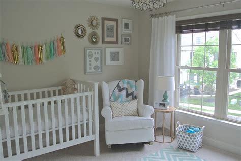 Baby R's Gender Neutral Nursery