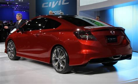 The honda civic was redesigned for the 2012 model year. New Modified Cars: 2012 Honda Civic Si Coupe and Civic ...