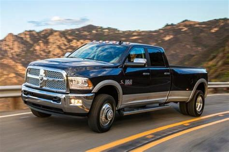 2018 Ram 3500 Laramie Longhorn Review   Trucks Reviews