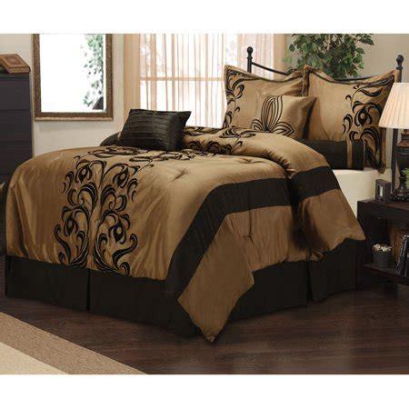 Helda 7piece Bedding Comforter Set Walmartcom